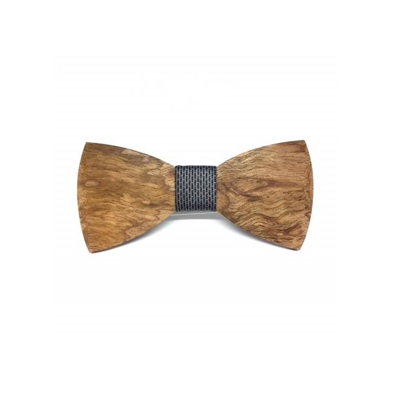 Drewniane muszki ręcznie robione najlepsze